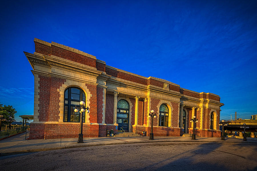 Union Station Photograph - Get Your Ticket by Marvin Spates
