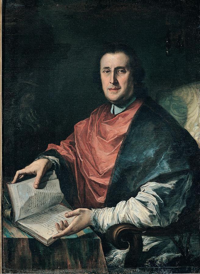 Portrait Photograph - Ghedini Giuseppe Antonio, Portrait by Everett