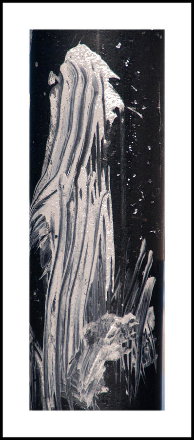 Black Photograph - Ghost Abstract by Geraldine Alexander