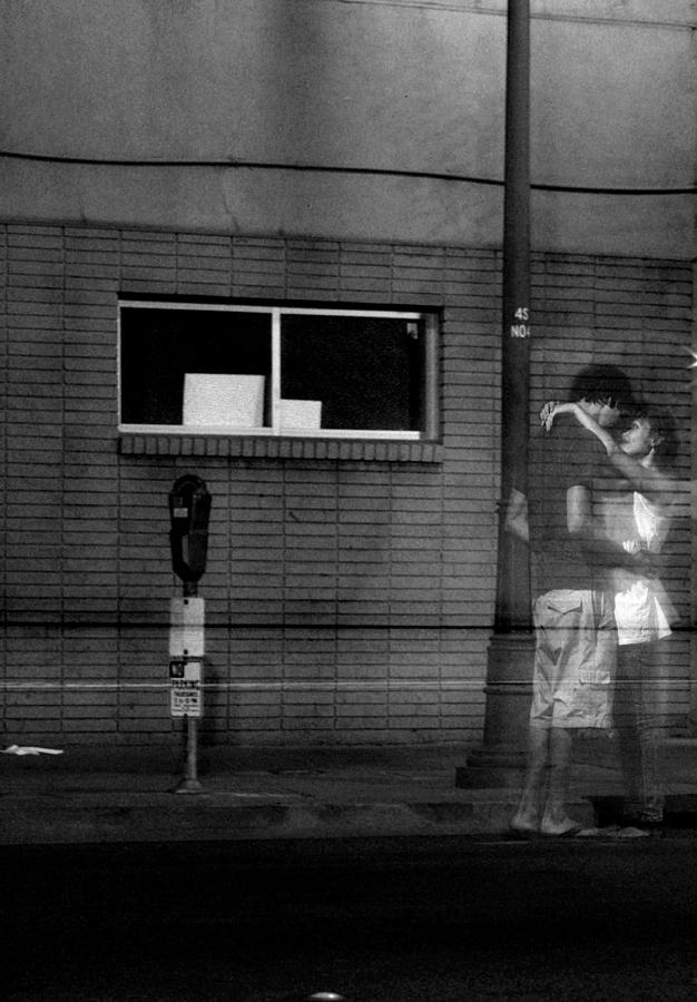 Love Photograph - Ghost Couple by Nathan Anglin