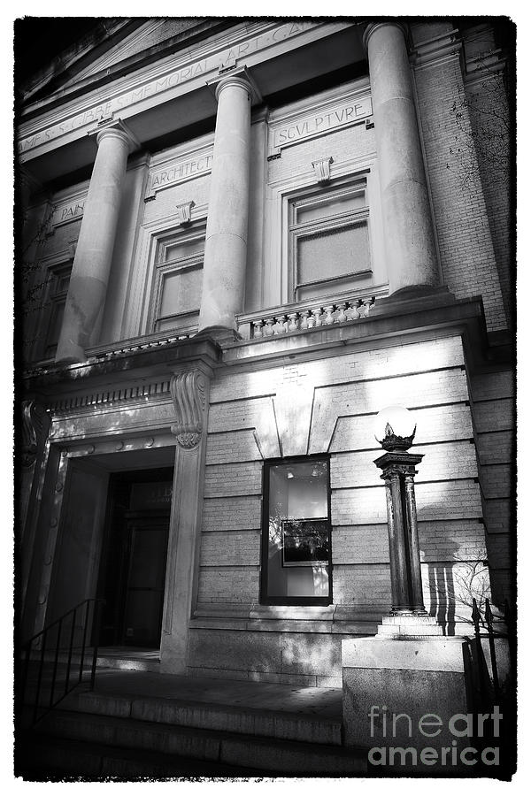 Museum Photograph - Gibbes Museum Of Art by John Rizzuto