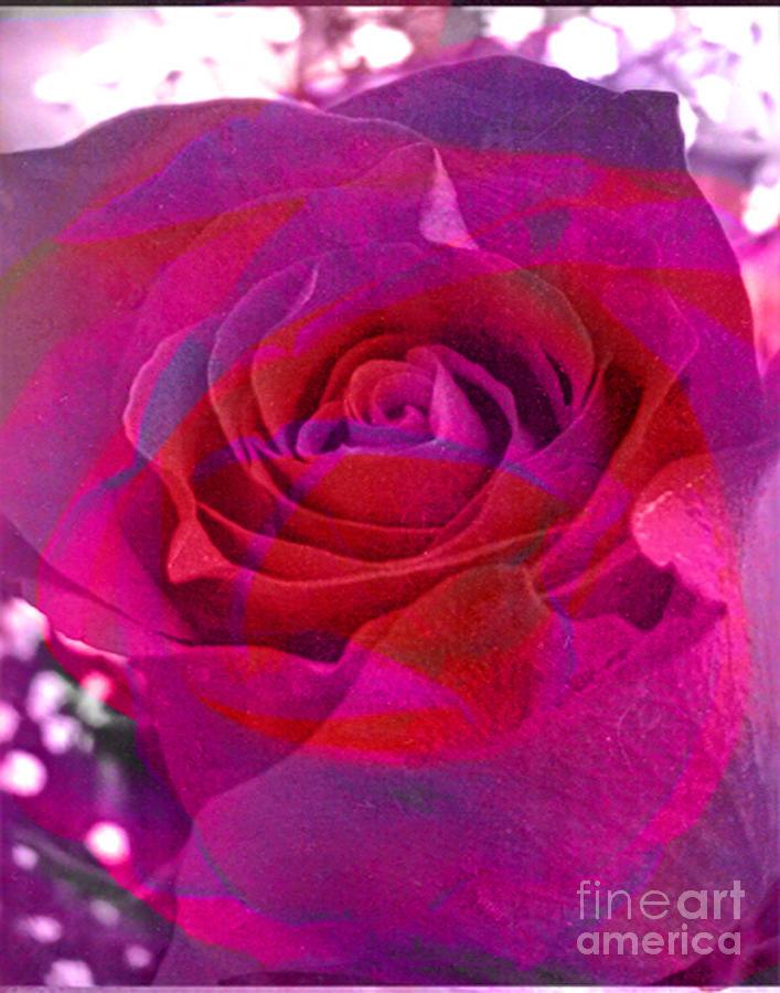 Digital Image Digital Art - Gift Of The Heart by Yael VanGruber