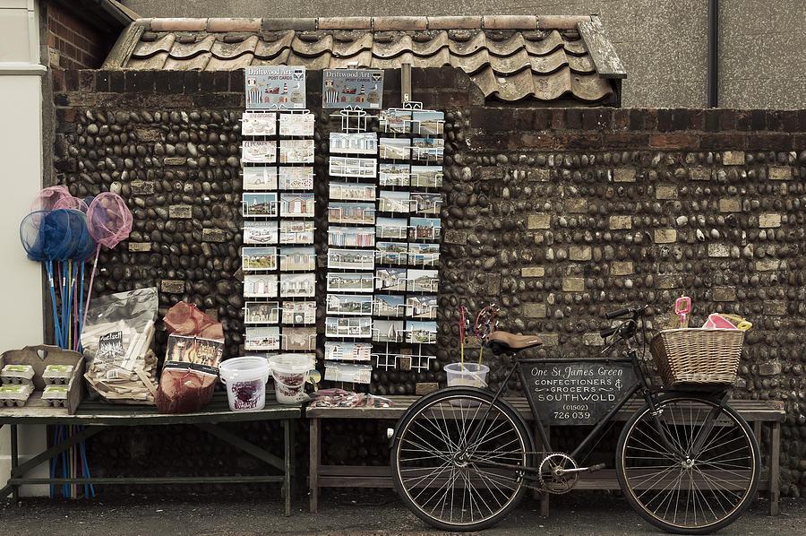 Shop Photograph - Gift Shop by Svetlana Sewell