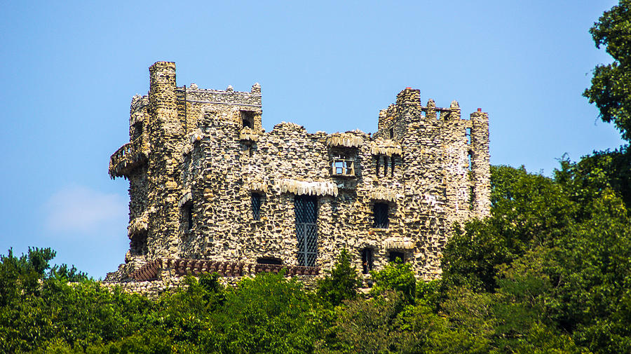 Gillette Castle Photograph by Jason Picard
