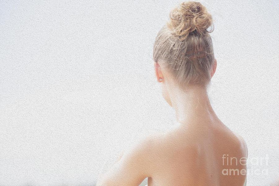 Woman Photograph - Girl by Sheila Smart Fine Art Photography