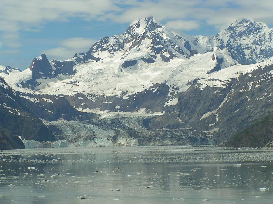 Glacier Bay Photograph