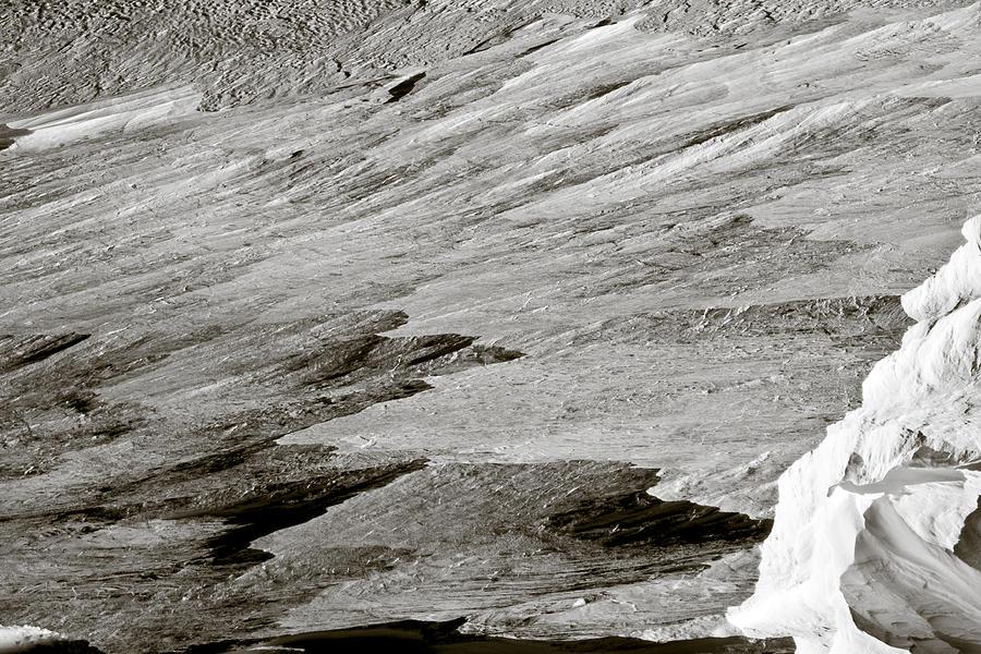 Glacier Photograph - Glacier by Frank Tschakert