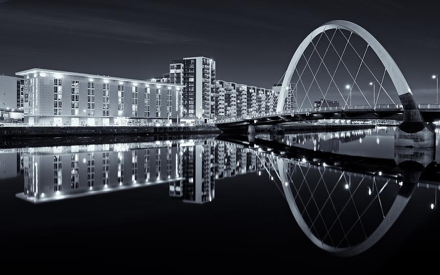 Glasgow photograph glasgow in black and white by stephen taylor