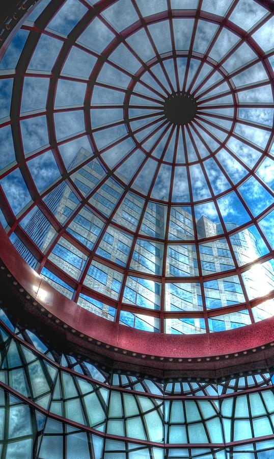 Glass Ceiling 17392 Photograph