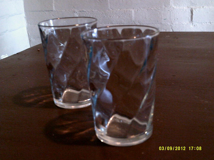 Glass Cup2 Photograph by Jinha Park