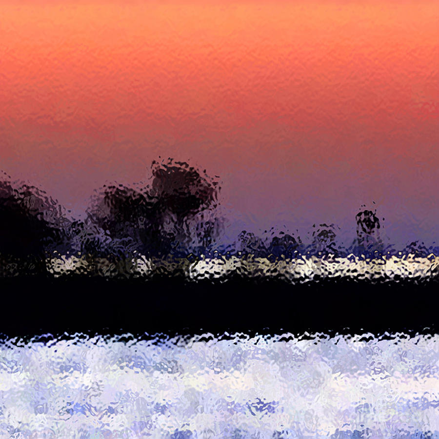 Landscape Photograph - Glass Island by Gayle Price Thomas