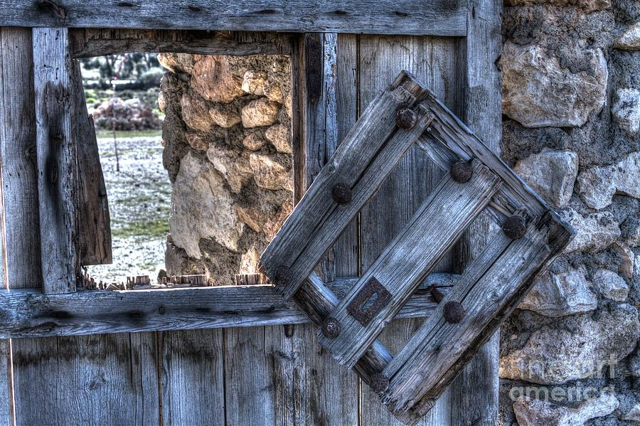 Ruin Photograph - Glimpses Of Times Past by Heiko Koehrer-Wagner
