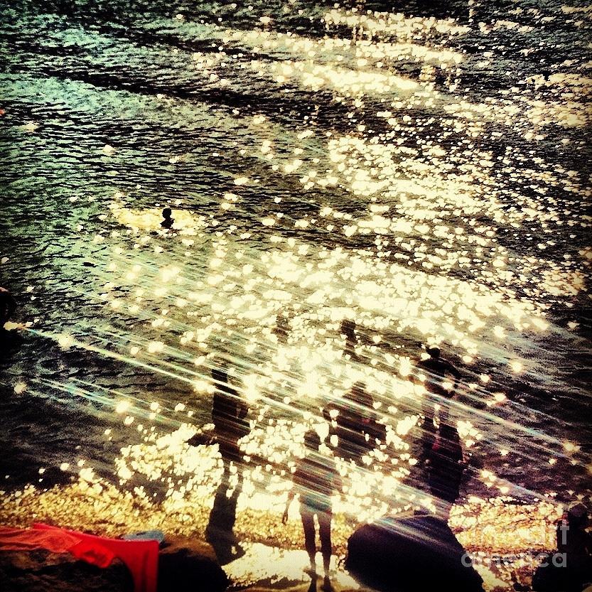 Ischia Photograph - Glint  by H Hoffman