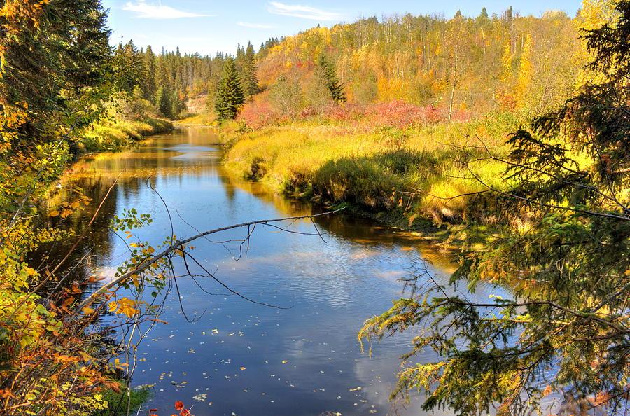 Glorious Autumn Photograph