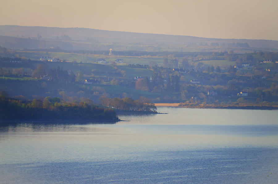 Glorious Photograph - Glorious Morning On Lough Eske - Donegal Ireland by Bill Cannon