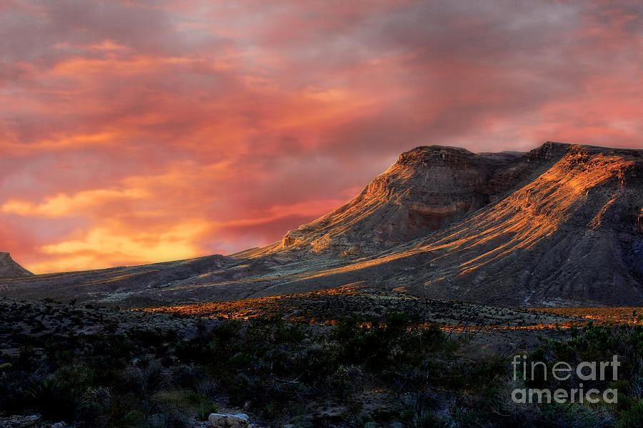 Sunrise Photograph - Glorious Sunrise by Brenda Giasson