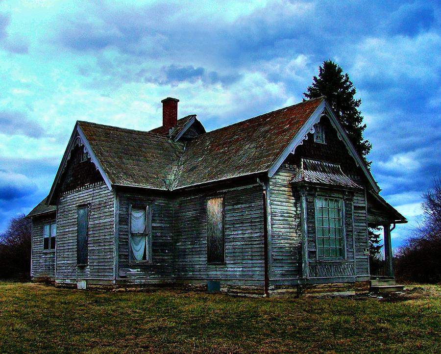 House Photograph - Glory Days Gone By by Julie Dant