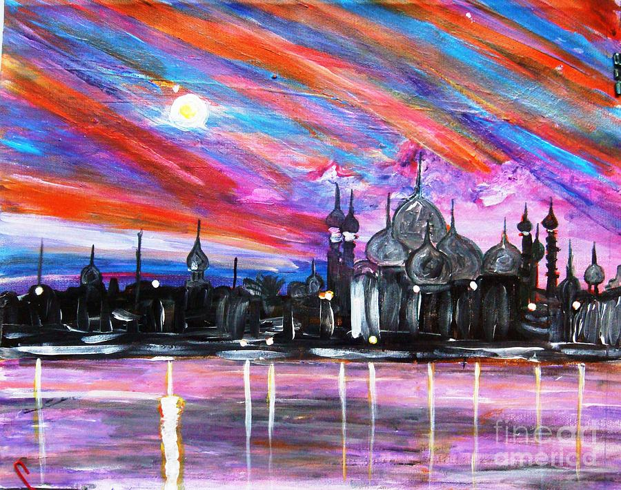 Painting - Glory by Sonali Singh