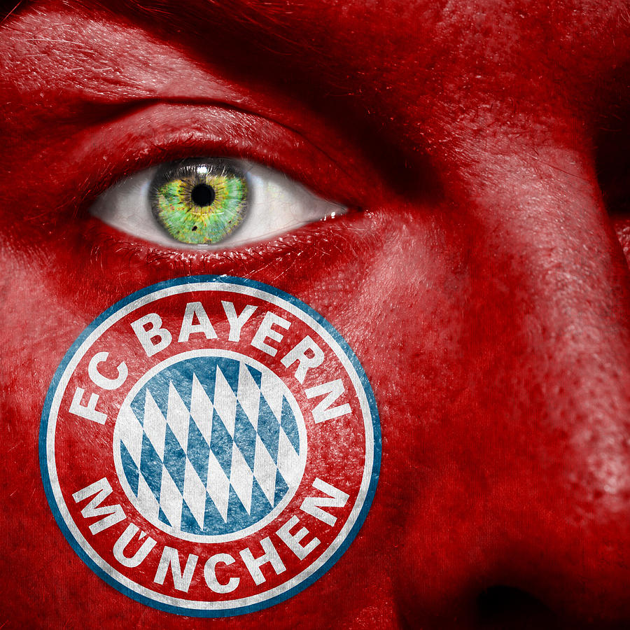 go fc bayern munchen photograph by semmick photo. Black Bedroom Furniture Sets. Home Design Ideas
