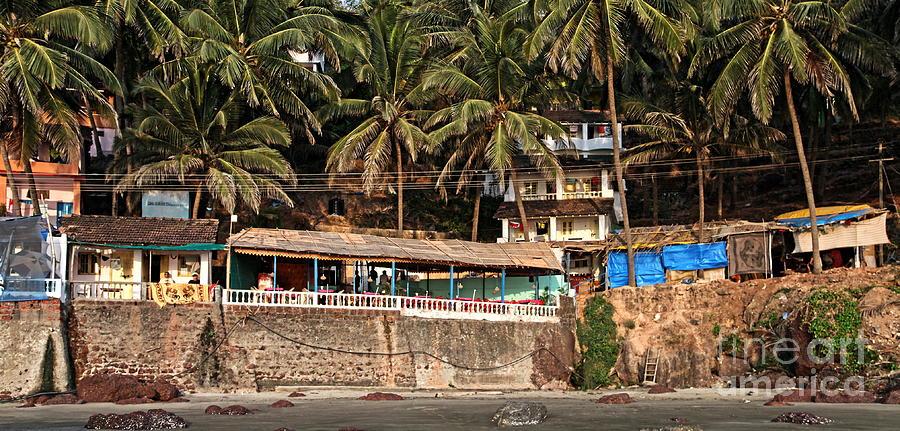 Goa  - Goa Beach by Oleksii Vovk