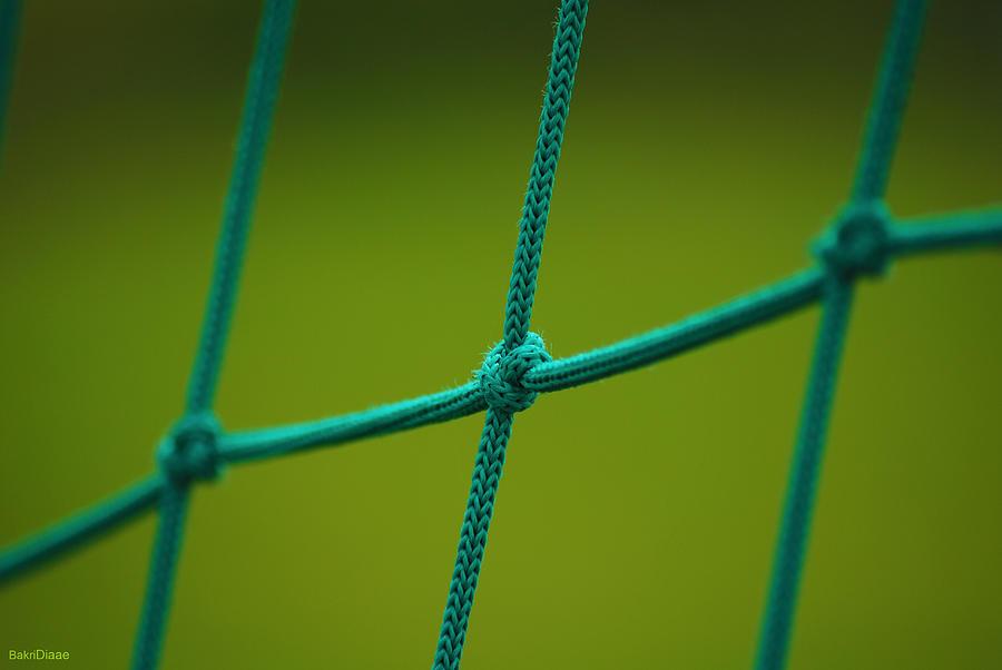 Photograph - Goal by Diaae Bakri