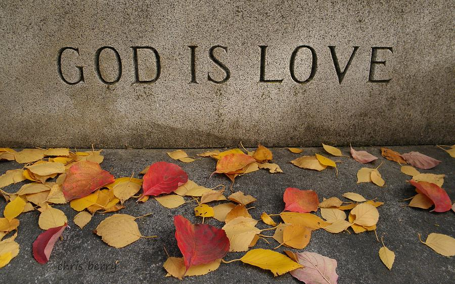 God is Love by Chris Berry