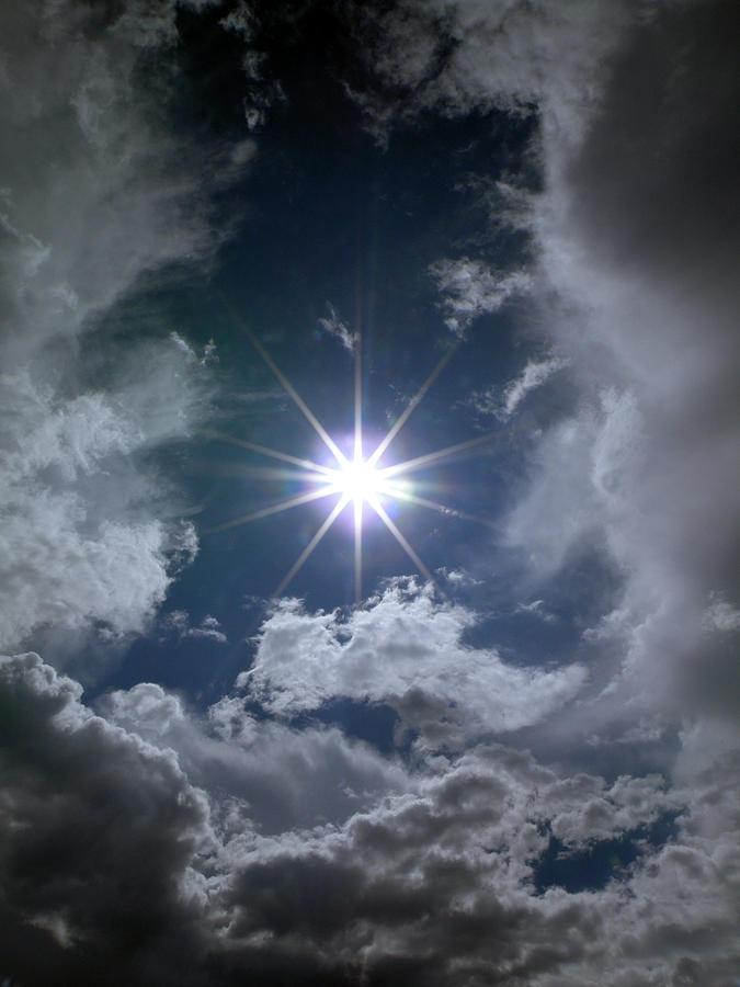 God Photograph - God External by M Pace