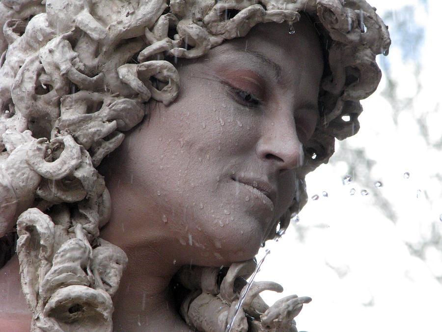 Goddess Of Stone by Jason Denis
