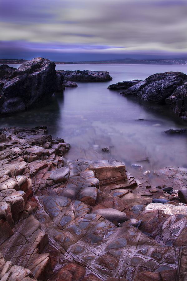 Godrevy Photograph - Godrevy Rocks 2 by Debra Jayne