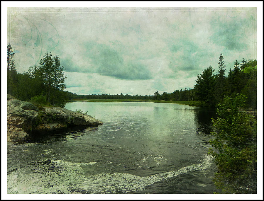 Canada Photograph - Gods Country by Dianne  Lacourciere