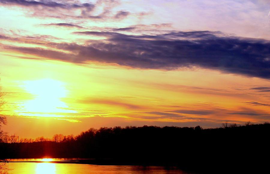 Sky Photograph - Gods Creation by Jose Lopez