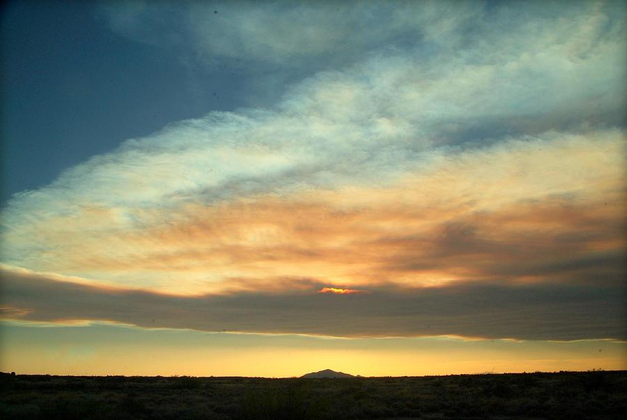 God Photograph - Gods Pastels.. by Al  Swasey