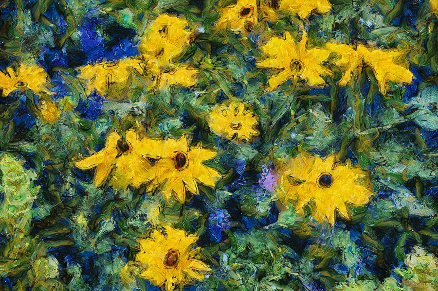 Goghflowers Photograph