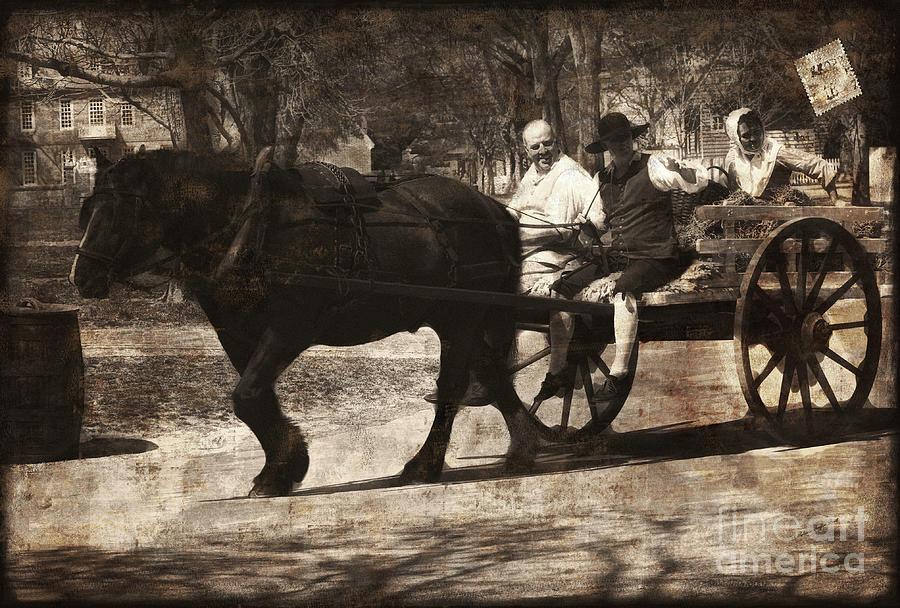 Going to Market by Patricia Griffin Brett