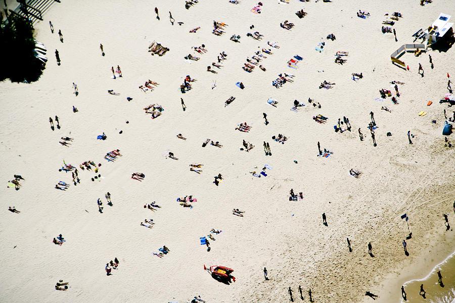 Australia Photograph - Gold Coast, Queensland by Brett Price