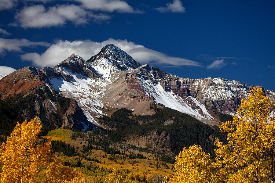 Colorado Landscape Photograph - Golden Afternoon by Darren  White