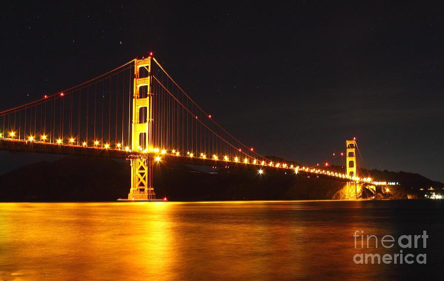 Golden Gate Bridge 2 Photograph by Theresa Ramos-DuVon