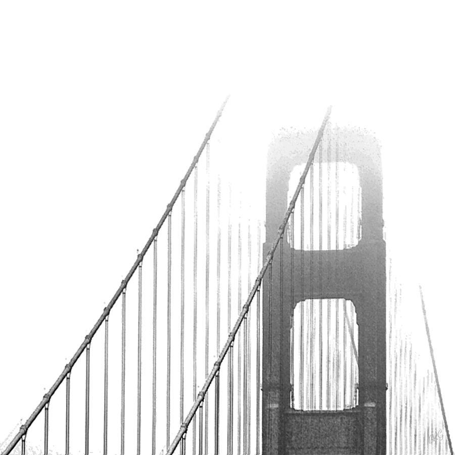 Golden Gate Bridge Photograph - Golden Gate Bridge by Ben and Raisa Gertsberg