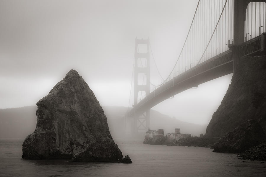 Golden Gate Bridge by Niels Nielsen