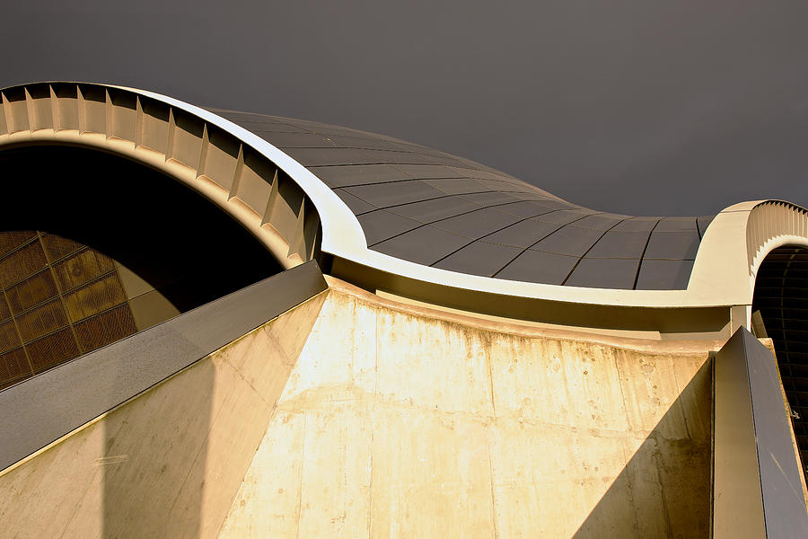 Newcastle Photograph - Golden Light Hits The Sage by Stephen Taylor