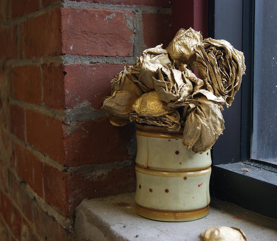 Golden Roses by Alan Chandler