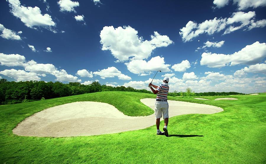 Golf Photograph by Aleksle