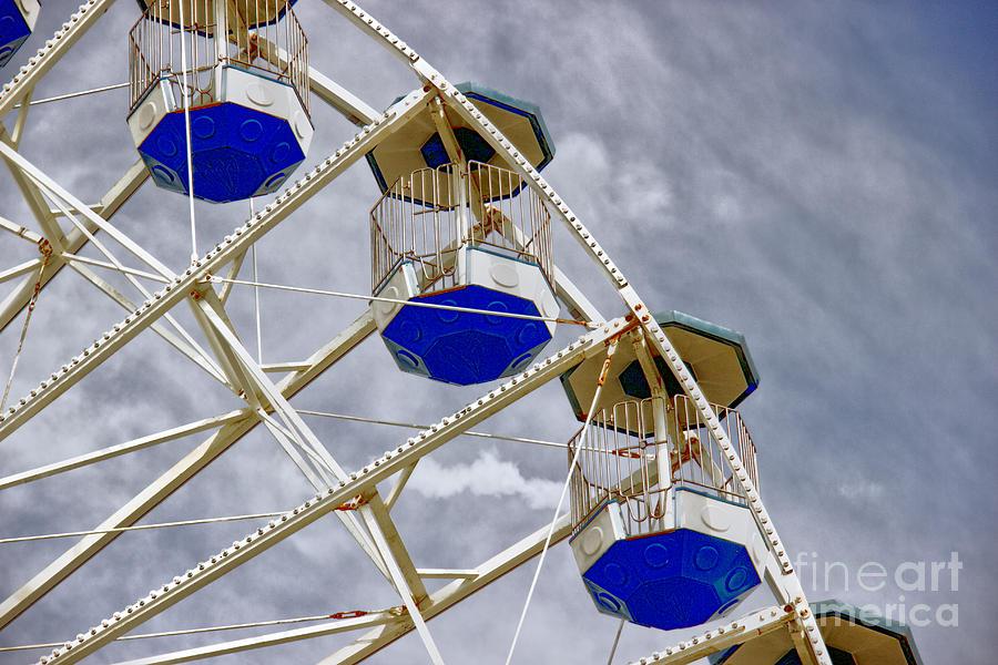 Outdoors Photograph - Gondolas by Tom Gari Gallery-Three-Photography