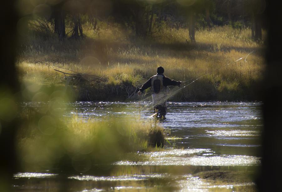 Gone Fishin Photograph
