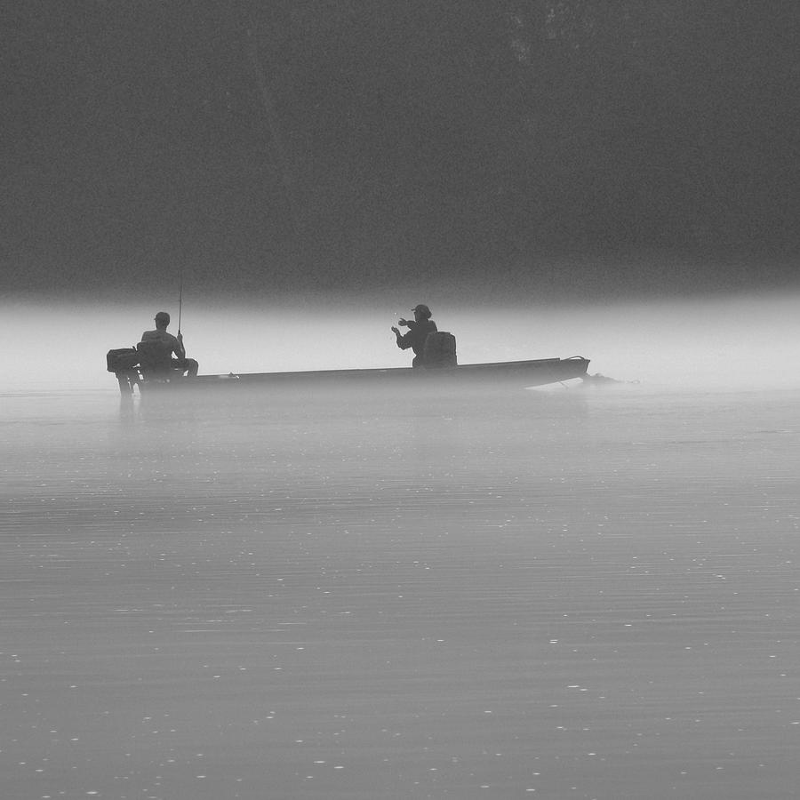 Trout Fishing Photograph - Gone Fishing by Mike McGlothlen
