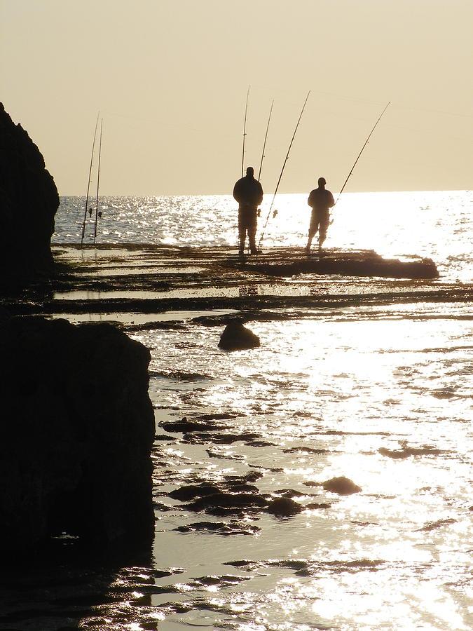 Fishing Photograph - Gone Fishing by Noreen HaCohen