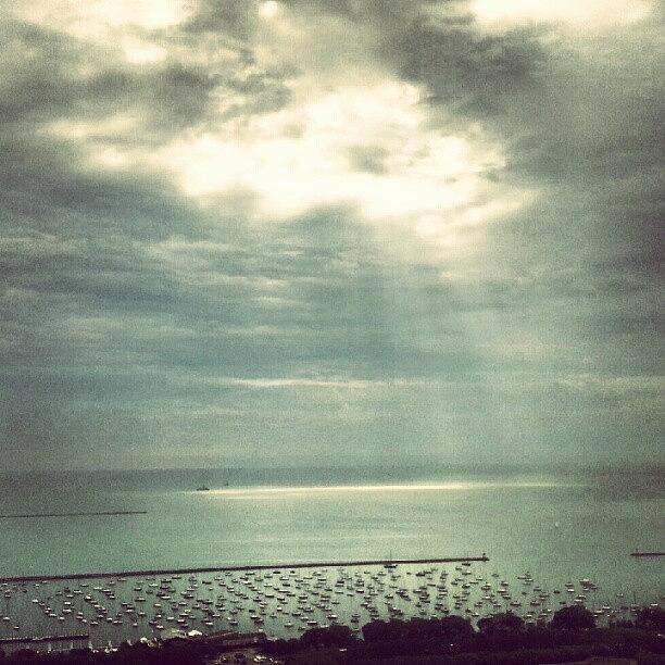 Lake Michigan Photograph - Good Morning by Jill Tuinier
