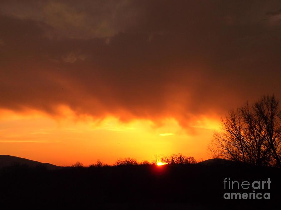 Sunrise Photograph - Good Morning by R McLellan