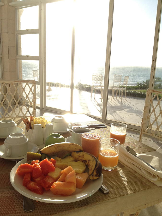 Sunny Photograph - Good Morning by Selia Hansen