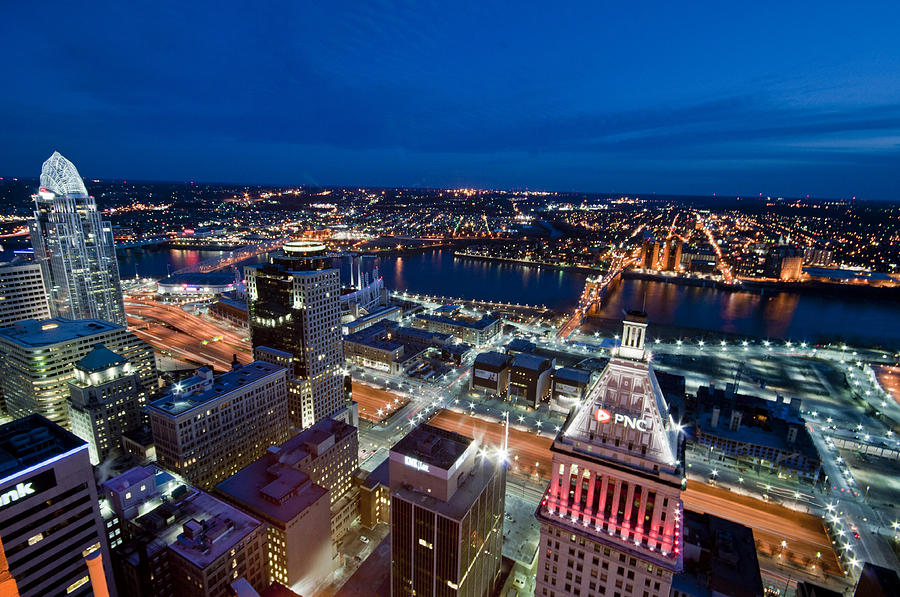 Good Night Cincinnati by Russell Todd